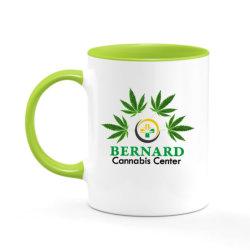 Green Mug Design